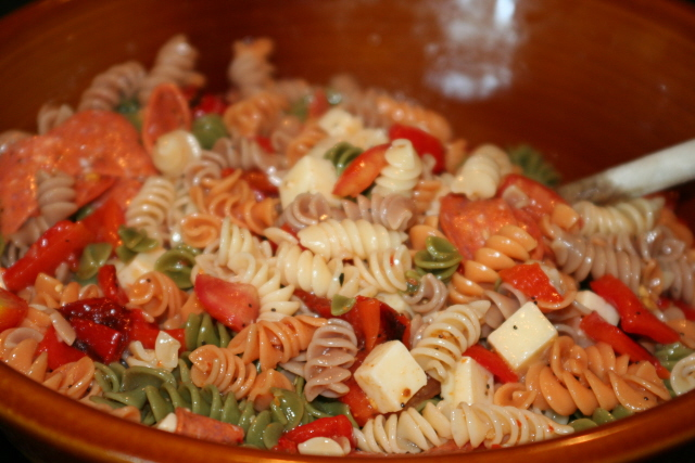 anything pasta salad
