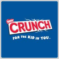 nestle crunch logo