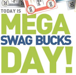 Mega Swagbucks Friday